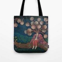 Bird (Oiseau) Tote Bag