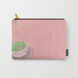 TEA OVERDOSE. Carry-All Pouch