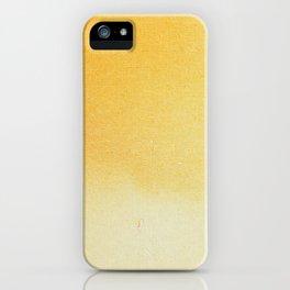 Marshmallow Morning iPhone Case