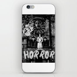 Horror iPhone Skin