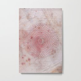 Geometrical 009 Metal Print