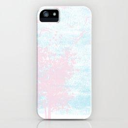 Blue dream iPhone Case
