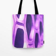 Purplex Tote Bag