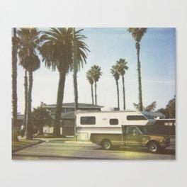 California Dream Canvas Print