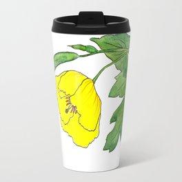 Types of Poppies Travel Mug