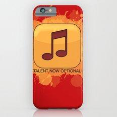 Pop Music iPhone 6s Slim Case