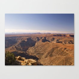 Muley Point Canvas Print