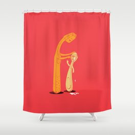 Good morning!!! Shower Curtain