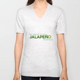 Jalapeño Business Unisex V-Neck