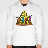 keith haring Hoodies featuring Keith Haring & Turtle by le.duc