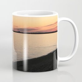 Cape Cod Bay Sunset Coffee Mug