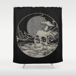 VOYAGE - CIRCLE Shower Curtain