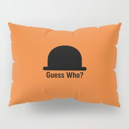 Guess Who? Pillow Sham