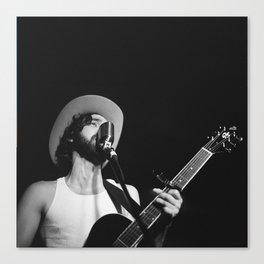 """Cowboy"" Canvas Print"