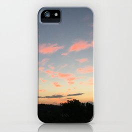 Whisper Of The Heart iPhone Case