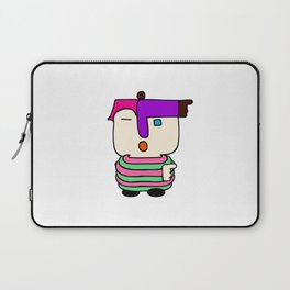 I'm Somebody Laptop Sleeve