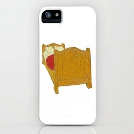 Vincent Van Gogh - The Bedroom iPhone Case