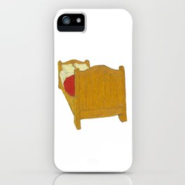 Vincent Van Gogh - The Bedroom iPhone Case