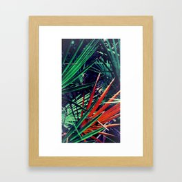 My biggest fans... Framed Art Print