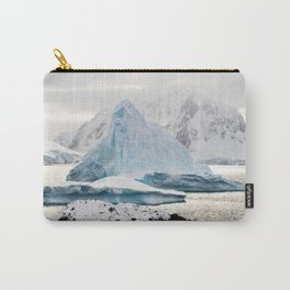 Antarctica - travel photography & landscapes Carry-All Pouch