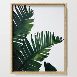 Palm Leaves 16 Serving Tray