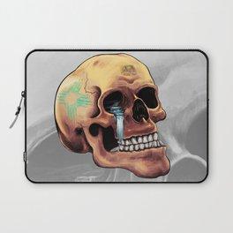 Zia Skull Laptop Sleeve