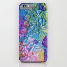 Wet Paint Blob iPhone 6s Slim Case