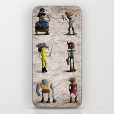 The Crew iPhone & iPod Skin