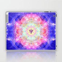 Merkaba Portal Laptop & iPad Skin
