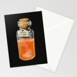 Alien Hot Sauce *Roswell* Stationery Cards