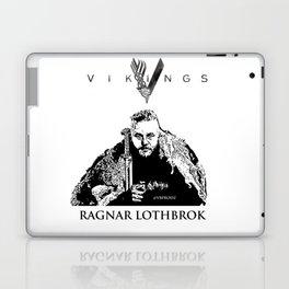 Vinkings - Ragnar Lothbrok Laptop & iPad Skin