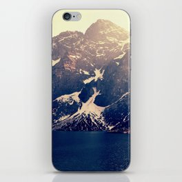 Fairytale - Morskie Oko iPhone Skin