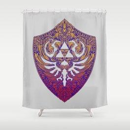 Hylian Victoriana Shower Curtain