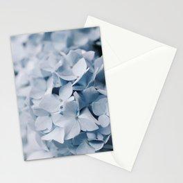 Blue Hydrangea Photography Stationery Cards