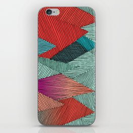 seventies iPhone Skin