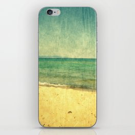 Seascape Vertical Abstract iPhone Skin