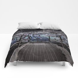 Out Of Space Comforters