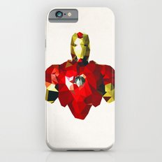 Polygon Heroes - Iron Man Slim Case iPhone 6s