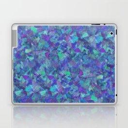 Iridescent Fragments Laptop & iPad Skin