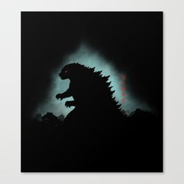 The Apex Predator Canvas Print