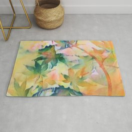 Magical Maples Rug