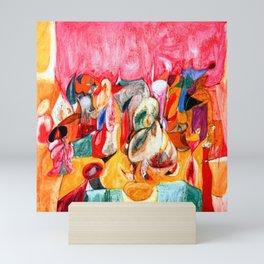Arshile Gorky Scent of Apricots Mini Art Print