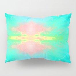 Molecule Pillow Sham