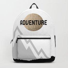 Adventure Golden Sunrise Backpack