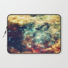 galaxy nebula stars Laptop Sleeve