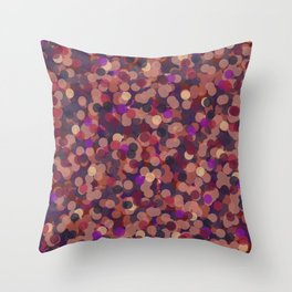 Dots 3 Throw Pillow