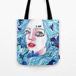 I AM POISON Tote Bag