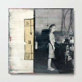 Women's Work One Metal Print
