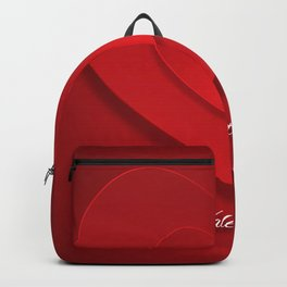 happy valetine day Backpack
