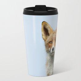 That Foxy Face Travel Mug